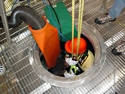 Confined Space Entrant